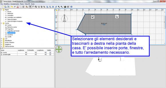 Disegna la casa dei tuoi sogni con sweet home 3d nsu for Come realizzare la casa dei tuoi sogni
